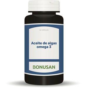 Aceite de algas omega 3