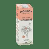 Bebida de arroz con avelñlanas 1 litro Monsoy