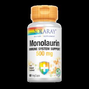 Monolaurin 500 Mg-60 Vegcaps