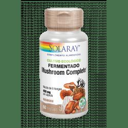 Fermented Mushroom Complete™-60 VegCaps. Orgánico. Sin gluten. Apto para veganos