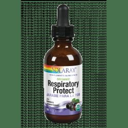 Jarabe Respiratory Protect- 59 ml (74 tomas). Apto para veganos