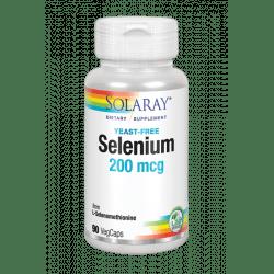 Selenium 50 mcg-100 cápsulas