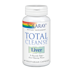 Total Cleanse Liver™- 60 VegCaps. Sin gluten. Apto para vegetarianos